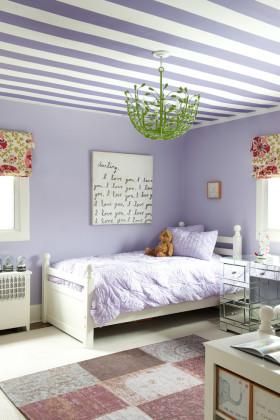 2016欧式风格蓝色儿童房设计装潢