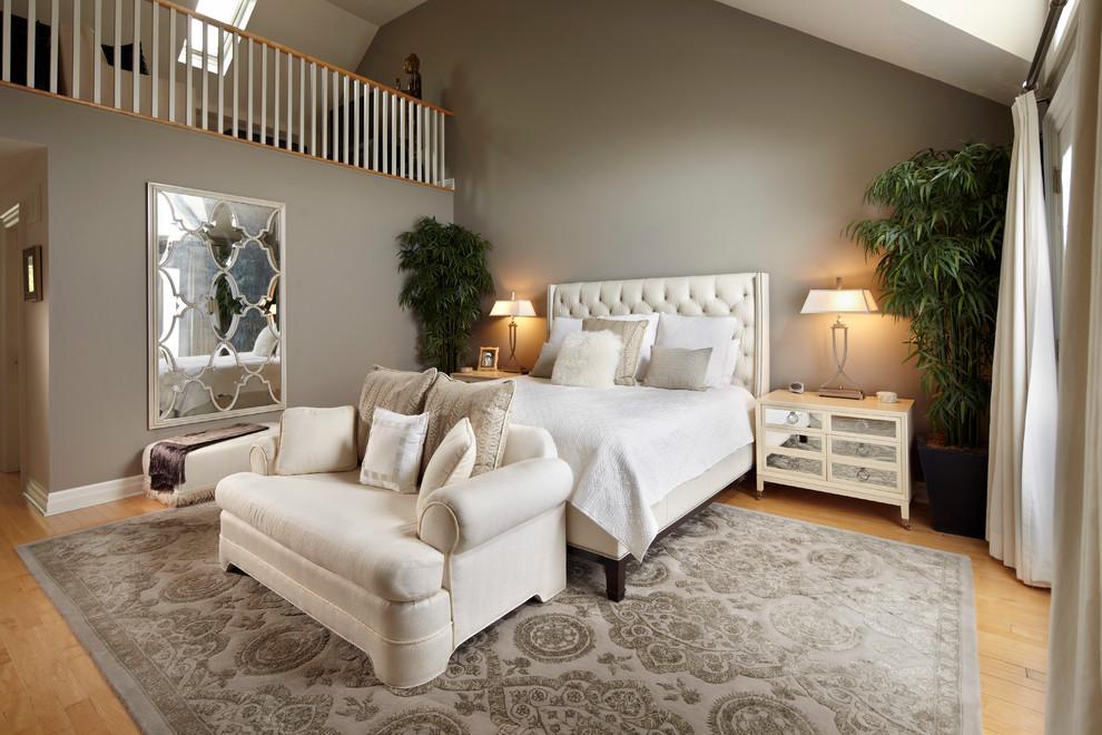 清新欧式风格卧室装修设计