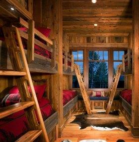 自然美欧式风格儿童房设计欣赏