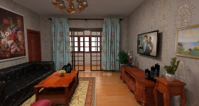 新古典风格客厅图片赏析