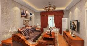 小户型欧式客厅装修设计
