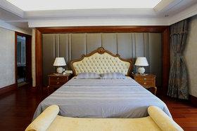 沉稳大气雅致美式风格卧室赏析
