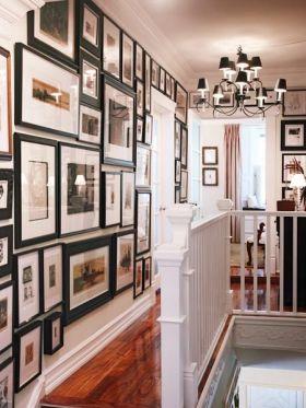2016简欧风格照片墙装修设计图片
