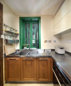 质朴中式风格厨房装修效果图片