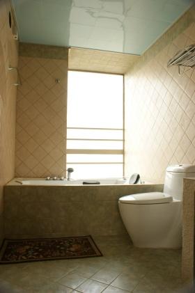 东南亚风格米色卫生间赏析