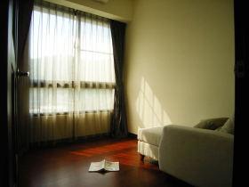 雅致混搭风格窗帘设计案例