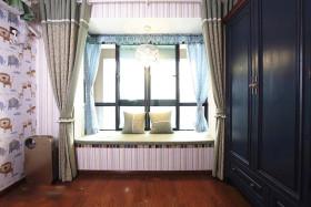 混搭卧室飘窗设计图片
