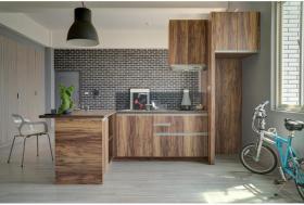 复古雅致简约风格厨房设计赏析
