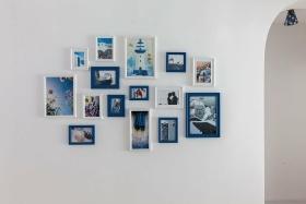 2016简约照片墙装饰设计图片