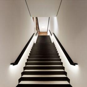 时尚现代雅致风格楼梯装修效果图