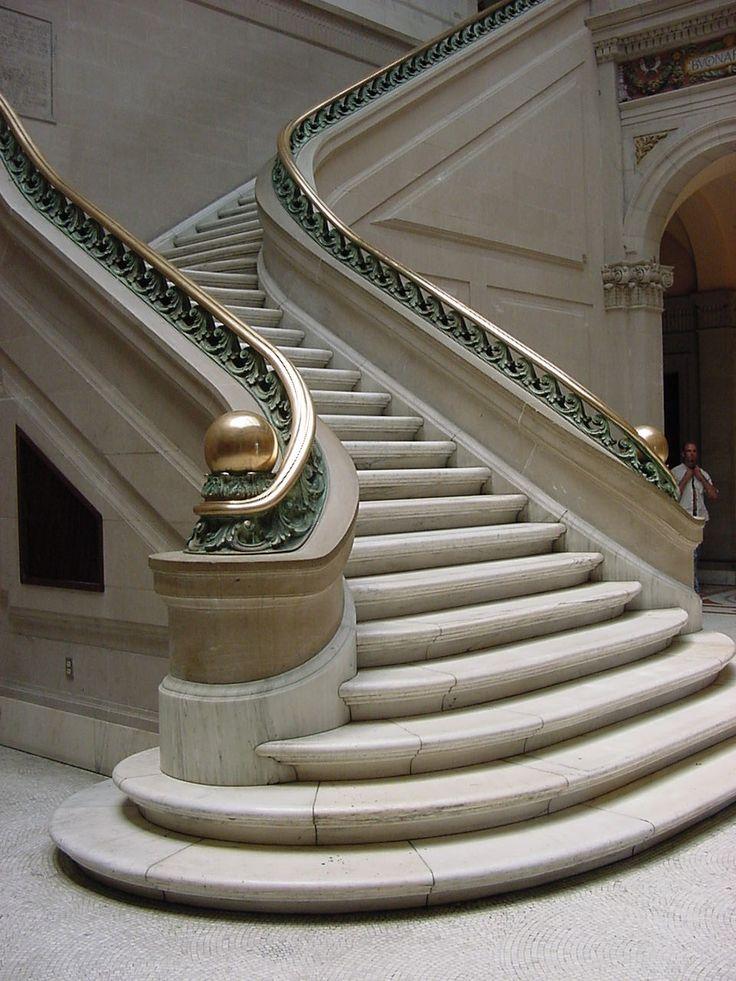 2016欧式风格楼梯装修设计欣赏