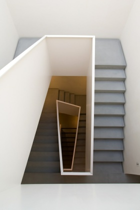 简约风格时尚楼梯装修美图赏析