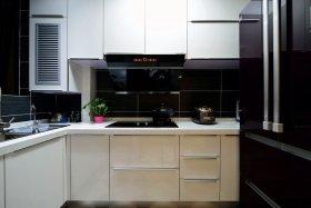 大气都市现代厨房装潢案例