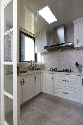 2016灰色混搭风格厨房设计装潢