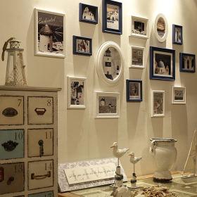 休闲时尚地中海照片墙设计欣赏