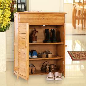 精致时尚现代风格鞋柜装修