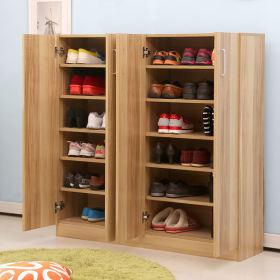 混搭风格鞋柜设计案例