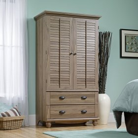 素雅米色北欧风格衣柜设计图片