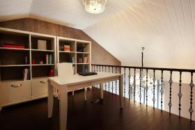 新古典风格休闲书房设计欣赏
