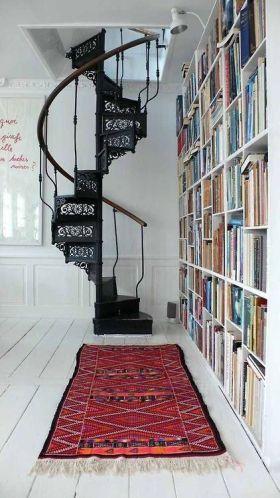 混搭风格楼梯装饰案例