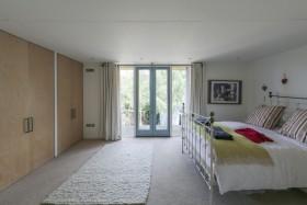 简约大空间卧室装修设计