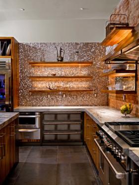 东南亚风格夸张个性厨房设计