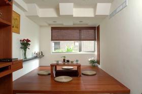 中式原木榻榻米设计欣赏