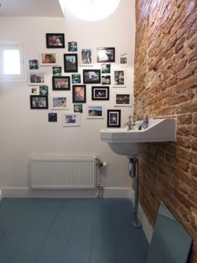 创意复古混搭风格照片墙设计案例