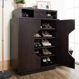 个性创意混搭风格鞋柜美图赏析