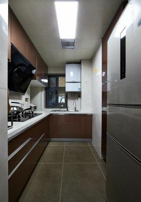 雅致时尚美式风格厨房设计赏析