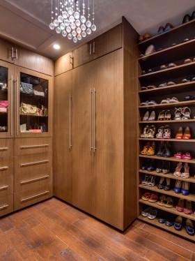 创意雅致时尚简约风格衣柜设计赏析