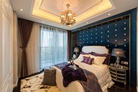 浪漫精致新古典风格卧室图片欣赏