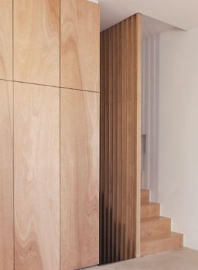 简约质朴风格楼梯装修设计欣赏