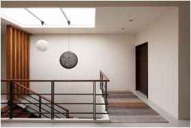 2016现代风格白色阁楼图片赏析