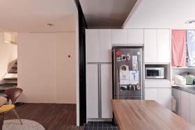 现代风格厨房橱柜效果图赏析