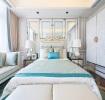 2016新古典风格米色卧室设计欣赏
