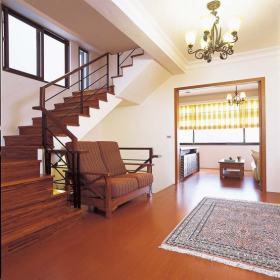 2016时尚现代欧式风格楼梯设计图片