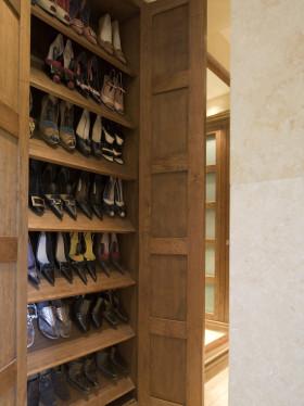 简约风格实用个性鞋柜设计