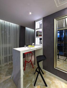 现代个性创意吧台设计效果图欣赏