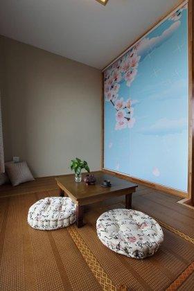 日式雅致清新榻榻米设计图片赏析