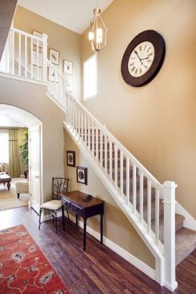 混搭风格楼梯装修设计图