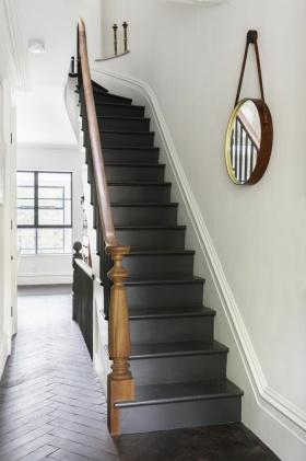 简约精致田园风格楼梯设计案例