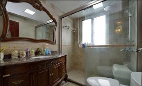 欧式卫生间装修设计案例