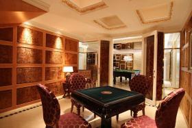新古典雅致时尚休闲客厅装潢图片欣赏