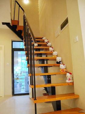2016混搭风格楼梯图片赏析