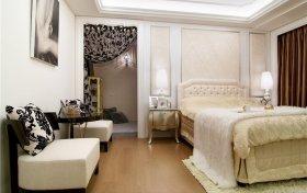 浪漫米色新古典风格卧室装饰设计图片