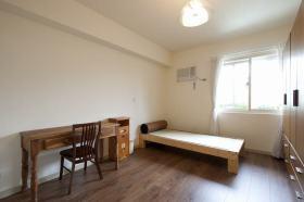 米色书房单人卧室美图