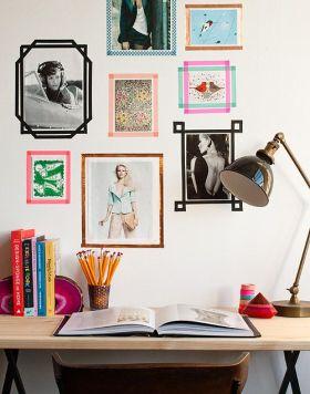 个性创意简约风格书房装潢装饰案例