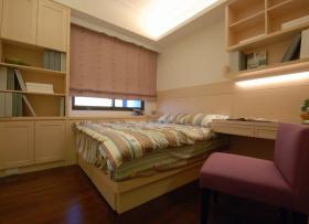 米色现代简约卧室装修
