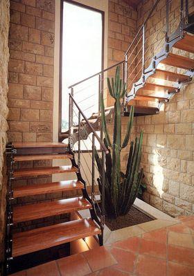 混搭风格楼梯效果图赏析